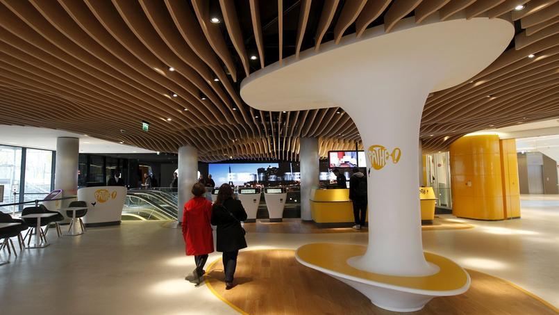 Le Pathé Beaugrenelle (Paris XVe), notre salle de cinéma préférée dans la capitale.