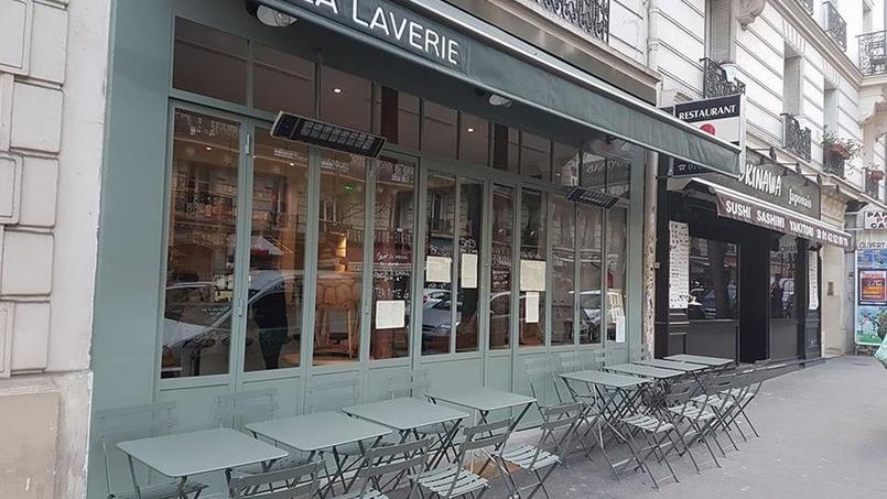 La Laverie (Paris XVIIIe).