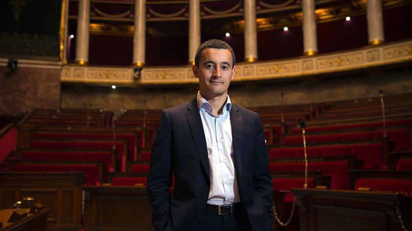 Le maire de Tourcoing, Gérald Darmanin, devient grand argentier du gouvernement