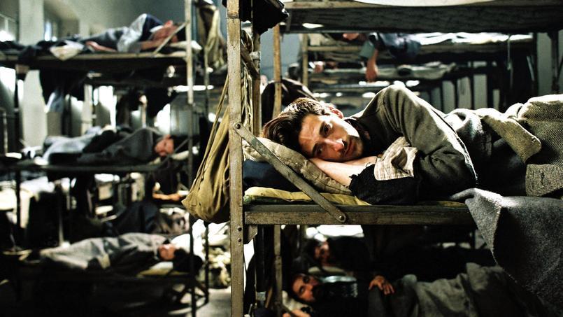 «Le pianiste» de Roman Polanski avec Adrian Brody en 2002.