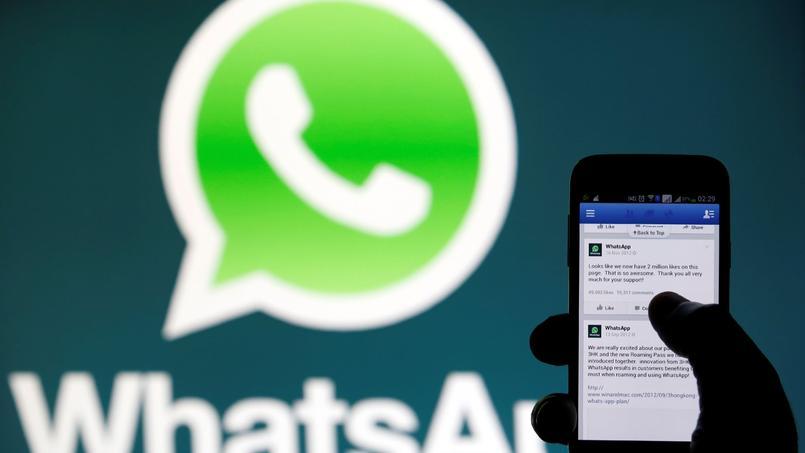 L'Europe inflige une amende à Facebook pour le rachat de Whatsapp