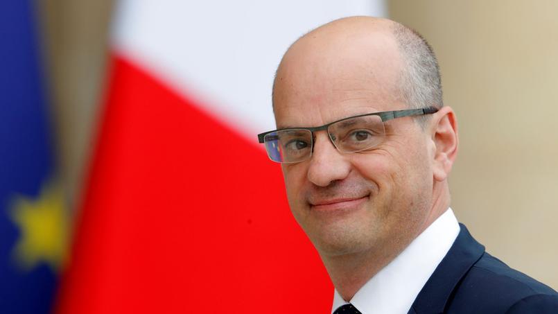 Jean-Michel Blanquer, nouveau ministre de l'Education nationale du gouvernement Philippe I.