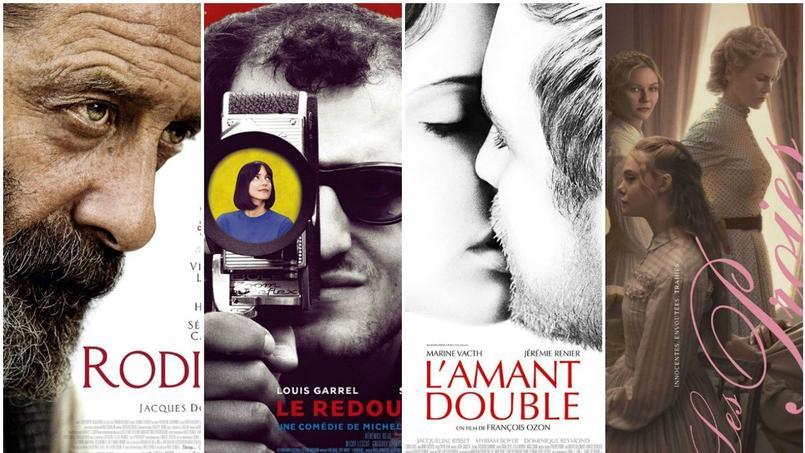 Qui de «Rodin», «Le Redoutable», «L'Amant double» ou encore «Les Proies» remportera la Palme d'or à Cannes?