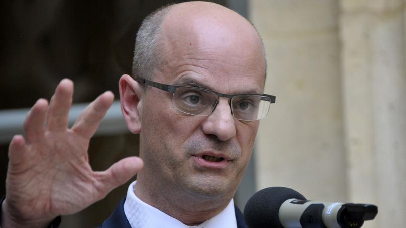 Le nouveau ministre de l'Education nationale, Jean-Michel Blanquer.