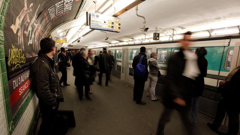 Le service permettra notamment de rechercher les collègues se trouvant dans la même rame de métro que soi.