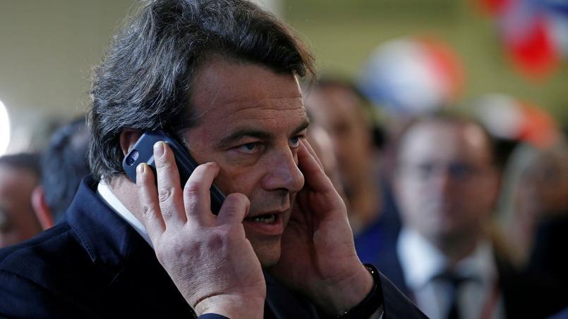 Le député LR des Hauts-de-Seine Thierry Solère