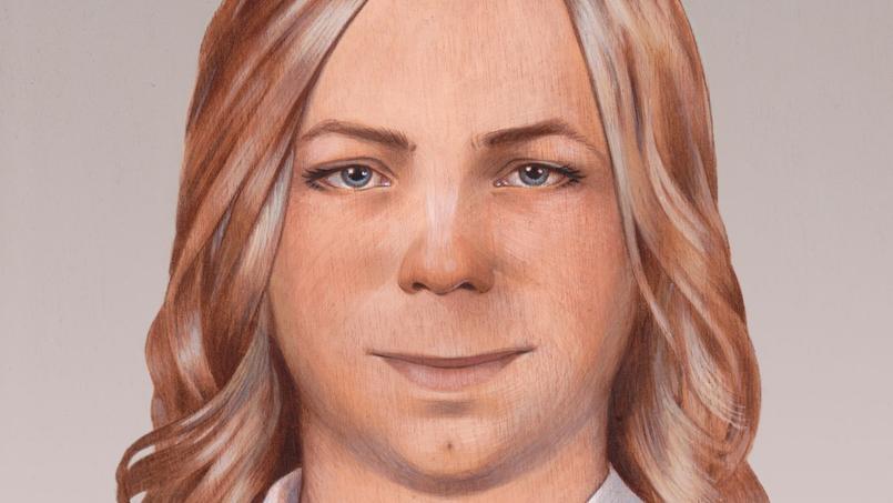 Une représentation de la manière dont Chelsea Manning se voit, validée par elle-même.