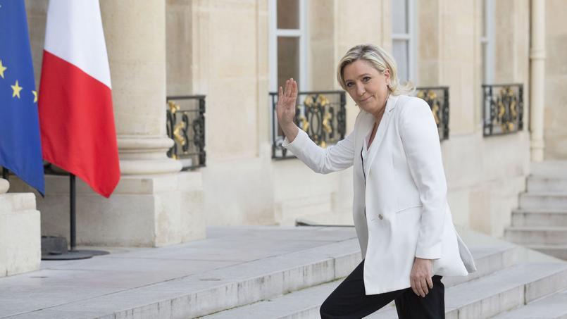 Le plan secret si Le Pen avait été élu présidente