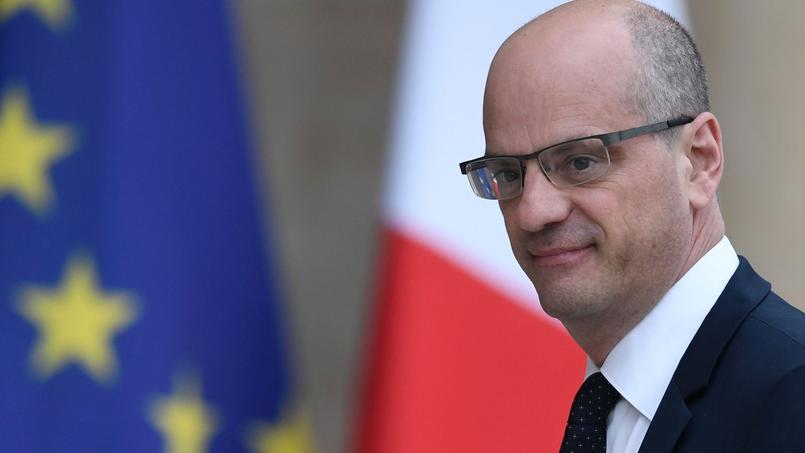 Jean-Michel Blanquer, nouveau ministre de l'éducation nationale