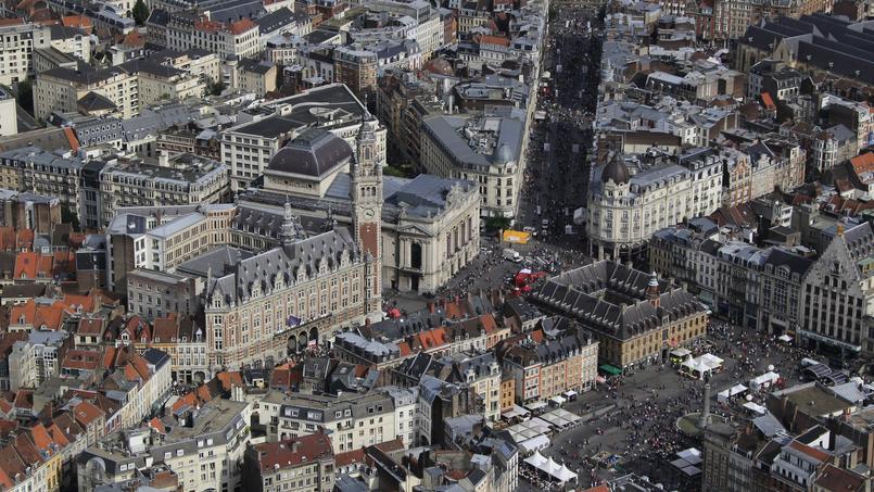 Lille est la grande ville où la taxe d'habitation est la plus élevée en 2017.