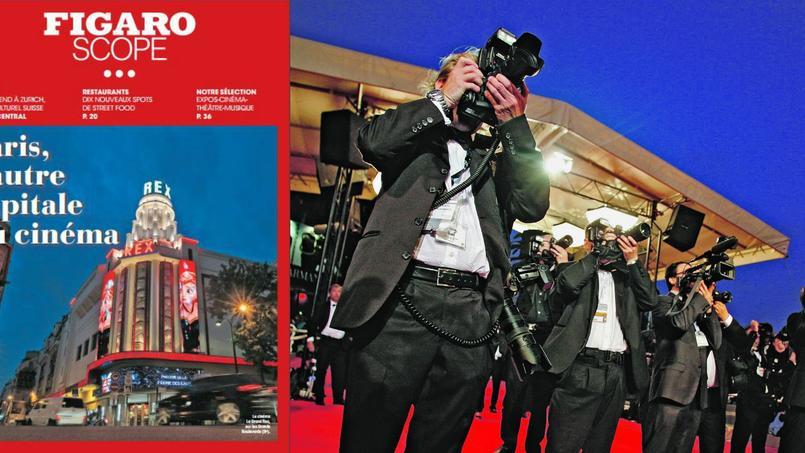 À l'heure où Cannes célèbre son 70e anniversaire, Paris n'a pas à rougir: la densité exceptionnelle de son parc cinématographique, 420 écrans pour 88 cinémas, enfait encore et toujours la «capitale des cinéphiles».