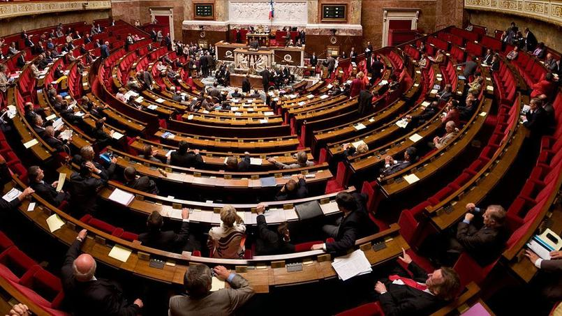 L'Assemblée nationale.