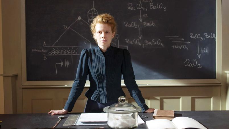 Marie Curie de Marie Noelle avec Izabela Kuna et Karolina Gruszka (rôle de MarieCurie), 2016.