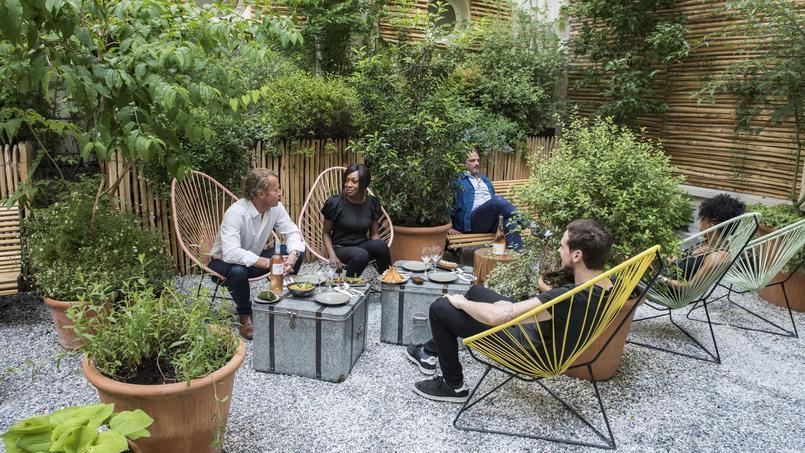 Les 15 terrasses de l 39 t 2017 paris for Terrasses et jardins paris est
