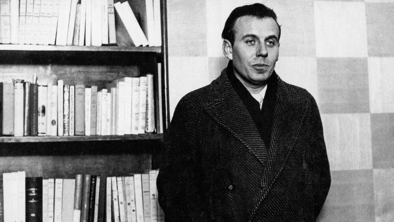 L'écrivain français Louis-Ferdinand Céline (1894-1961), prix Renaudot en décembre 1932.