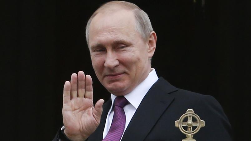 Les hauts et les bas entre Vladimir Poutine et les présidents français