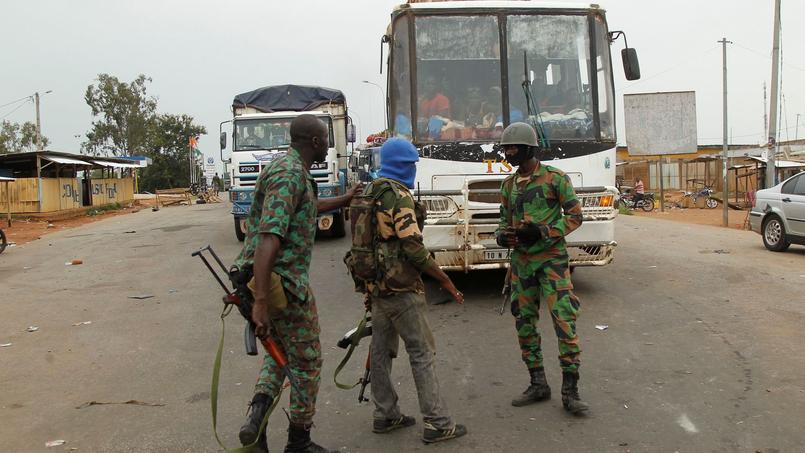 Détention illégale d'armes, Ange Kessi menace les militaires — Côte d'Ivoire