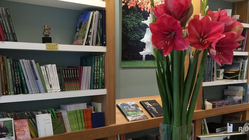 La librairie Jardins en Art (Paris VIe).