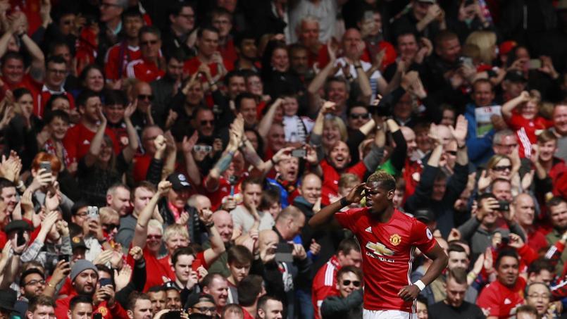 Manchester United est évalué à 3.095 milliards d'euros