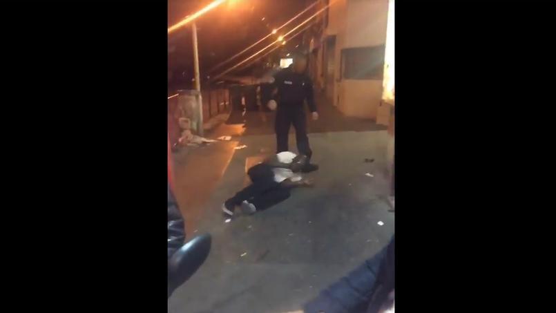 Un contrôle d'identité tourne au cauchemar — Violences policières