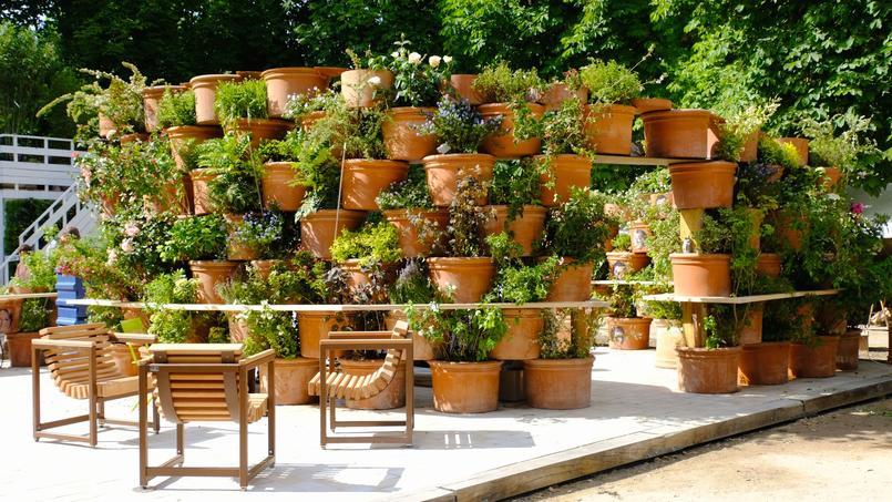 Salon jardins jardin ou l 39 art de planter la ville for Piscine urbaine le jardin de catherine