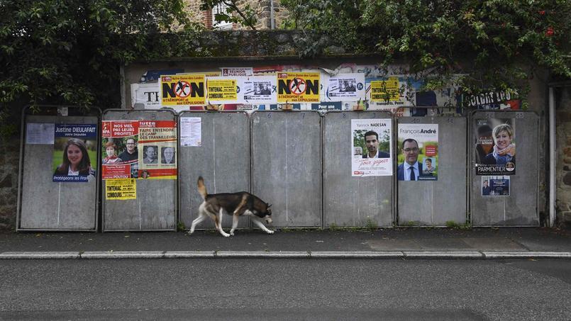 Internet n'échappe pas au code électoral.