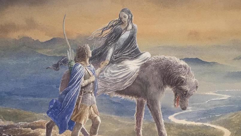 Un inédit de Tolkien vient d'être publié