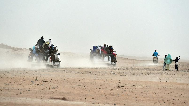 Niger: Encore un drame de la migration dans le désert