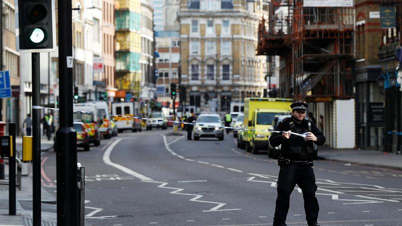 Ce que l'on sait de l'enquête — Attentat de Londres