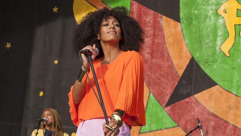Solange Piaget Knowles sera à We Love Green le samedi 10 juin 2017.