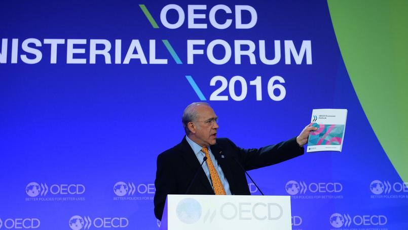 L'OCDE relève légèrement ses prévisions de croissance mondiale