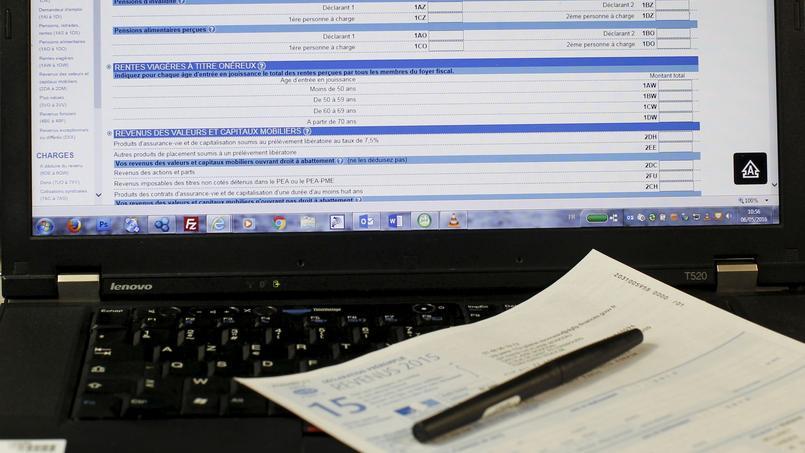 En 2019, l'ensemble des contribuables sera contraint de recourir à Internet pour déclarer ses revenus.