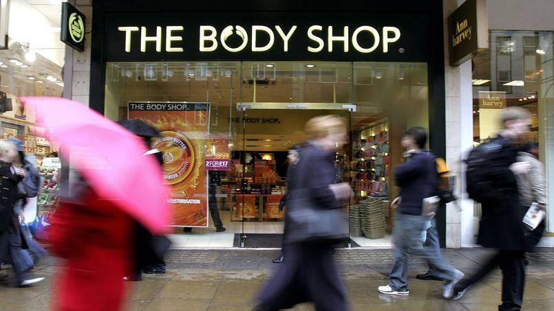 L'Oréal cède The Body Shop au brésilien Natura Cosméticos