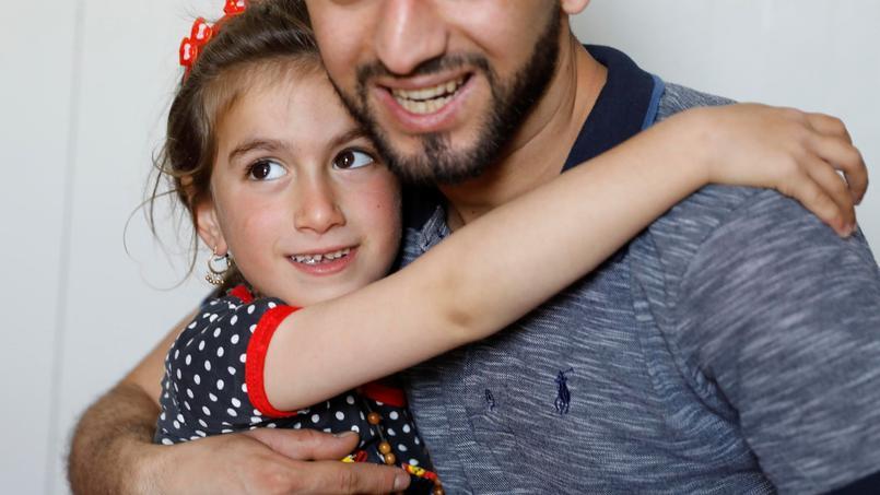 Christina a été enlevée par le groupe djihadiste Etat islamique (EI) il y a trois ans.