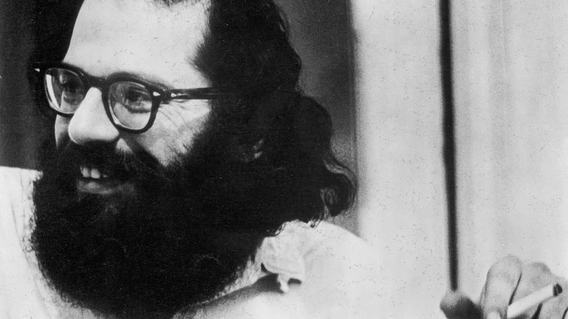 Le poète Allen Ginsberg a été le porte-parole de la Beat Generation jusqu'à sa mort, en 1997.