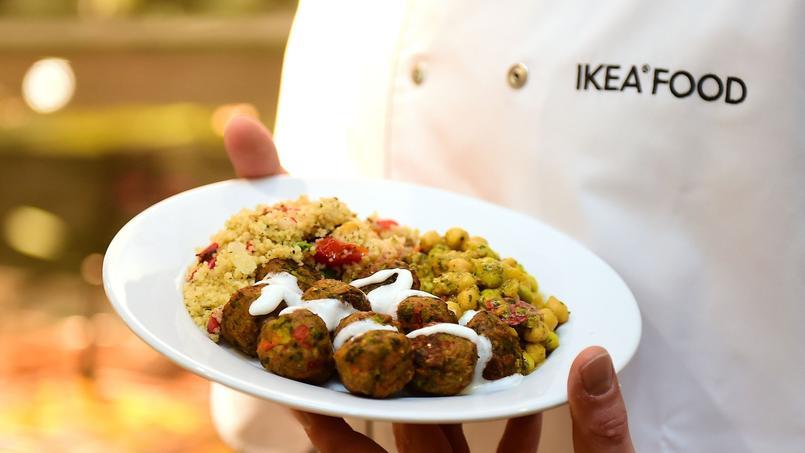 Plusieurs millions de boulettes sont servies aux clients des restaurants Ikea.