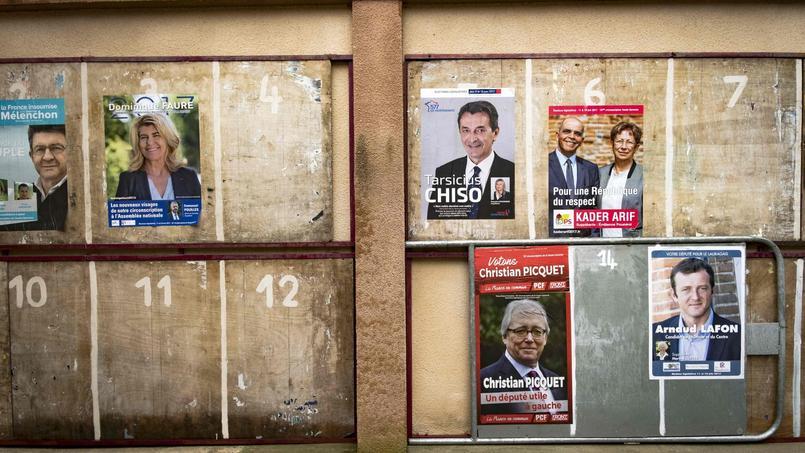 Un électeur sur deux ne s'est pas déplacé au premier tour des législatives.