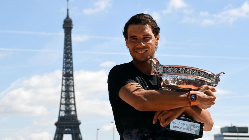 Le joueur espagnol Rafaël Nadal a battu le suisse Stanislas Wawrinka