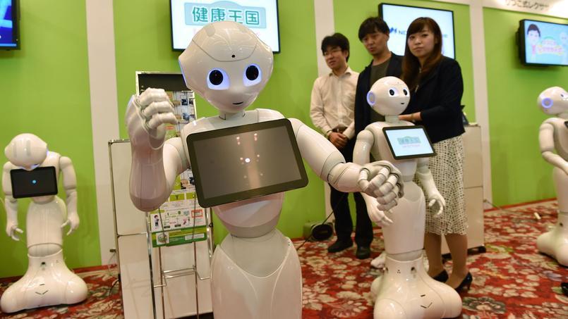 Un site internet permet de prédire quelles professions seront à terme exercées par des robots.