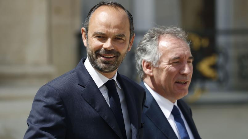 Edouard Philippe rappelle Bayrou à l'ordre — Médias