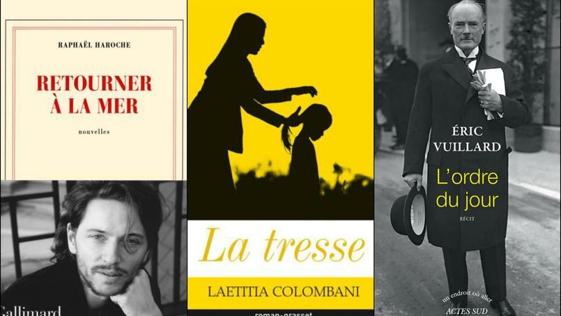 «Retourner à la mer», , «La tresse», «L'ordre du jour», les jurés des prix Goncourt et Renaudot ont livré leurs conseils de lectures pour l'été.