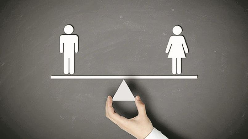Les femmes sont sous-employées par rapport aux hommes - la différence est de 27% à l'échelle mondiale.