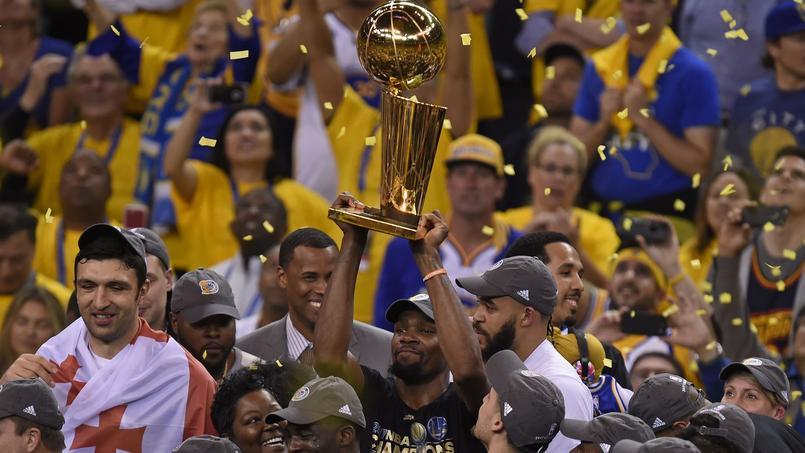 Golden State remporte le titre face à Cleveland — Finales NBA