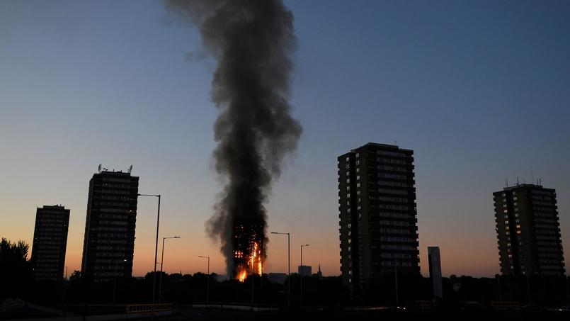 Aucune confirmation que des Algériens figurent parmi les victimes — Incendie de Londres