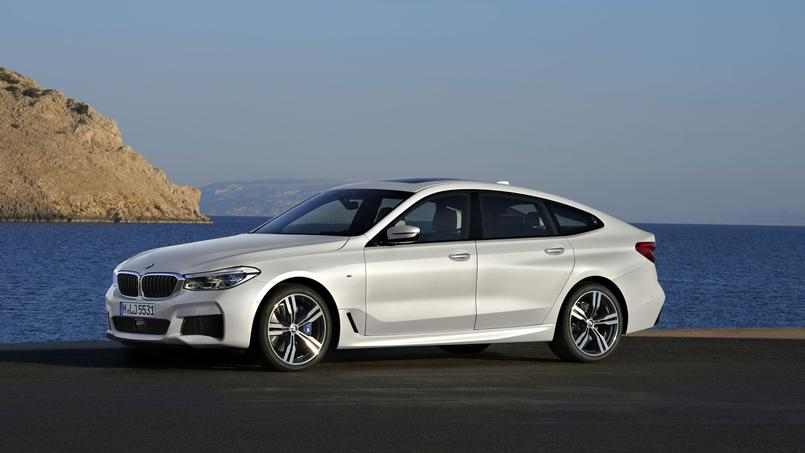 La nouvelle berline 5 portes de BMW mesure près de 5,10 m.