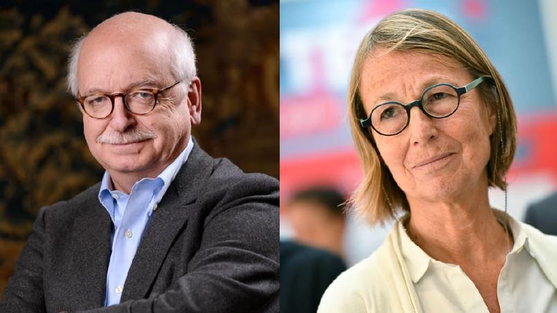 Erik Orsenna, proche d'Emmanuel Macron, aurait été fortement pressenti pour être ministre de la Culture. Françoise Nisan qui s'est installée rue de Valois lui a confié une mission de première importance: la lecture.