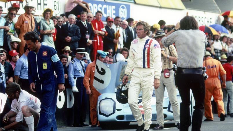 Steve McQueen tient le rôle de sa vie en 1970 dans «Le Mans», un film de Lee H. Katzin, où il incarne le pilote américain Michael Delaney.