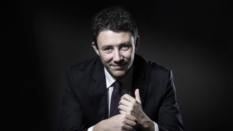 Benjamin Griveaux à Paris, le 14 octobre 2016.