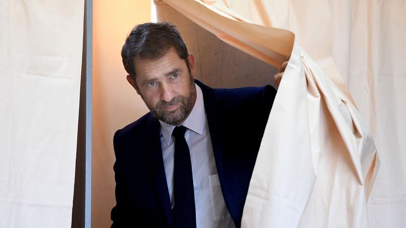Christophe Castaner à Forcalquier, le 18 juin 2017.