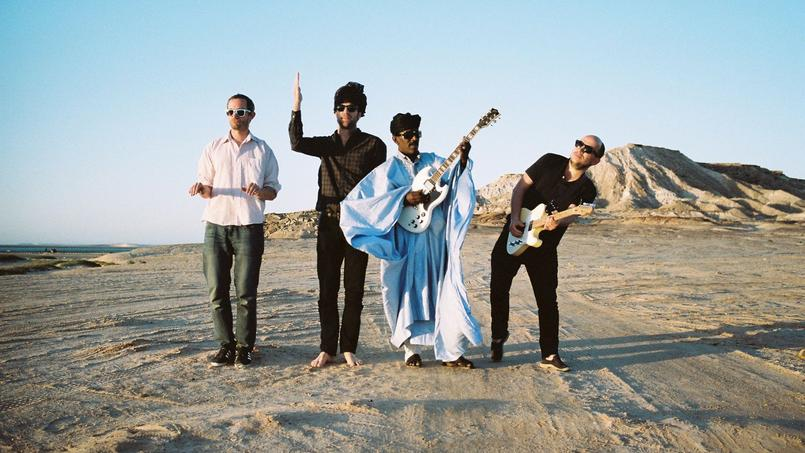 le guitariste sahraoui Doueh et le trio néo-punk Cheveu à l'IMA (Ve)